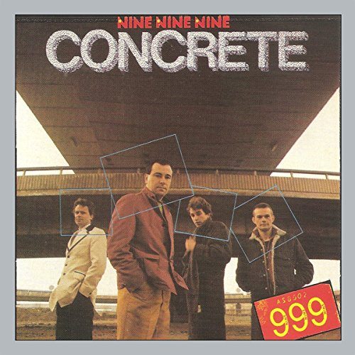 Nine Nine Nine (999): Concrete (Remastered & Sound Improved) (Audio CD)