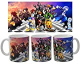 Taza kingdom hearts + chapa