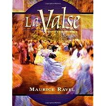 Maurice Ravel La Valse (Full Score) Orch (Dover Music Scores)