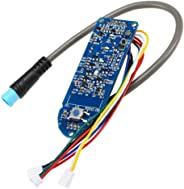 Scooter Dashboard Battery Indicator Switch Panel Circuit Board for M365 Electric Scooter