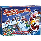 Ravensburger Santa's Rooftop Scramble Game