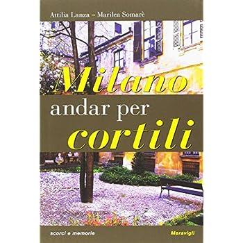 Milano. Andar Per Cortili