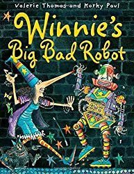 Winnie's Big Bad Robot by Valerie Thomas (2014-09-04)