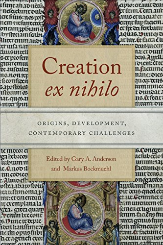 Creation <i>ex nihilo</i>: Origins, Development, Contemporary Challenges (English Edition)
