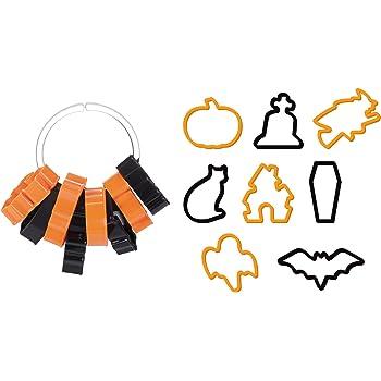 LILIAO Set di Halloween Formine Biscotti - 6 Pezzi - Cappello della ... beb297263ad0