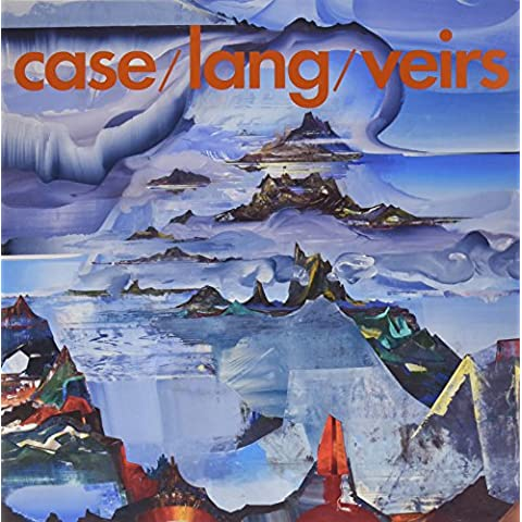 Case/Lang/Veirs-Ltd.Edit.Orange Vinyl