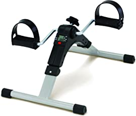 Home Digital Pedal Exerciser Bike