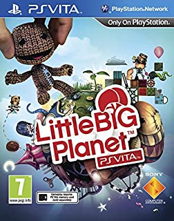 Little big planet (PS Vita) (B0054QI7OG) | Amazon price tracker / tracking, Amazon price history charts, Amazon price watches, Amazon price drop alerts