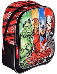 Preisvergleich für Marvel Avengers 30cm Gesichter Junior Rucksack