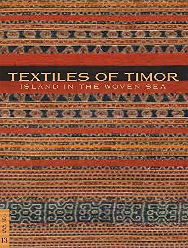 Textiles of Timor, Island in the Woven Sea (Fowler Museum Textile, Band - Hamilton Kostüm