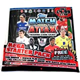 Topps Match Attax 2011/2012 Trading Cards Starter Pack