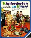 Kindergarten zu Hause - Vorschulische Förderung durch Eltern [Illustrierte Ausgabe / Ravensburger]