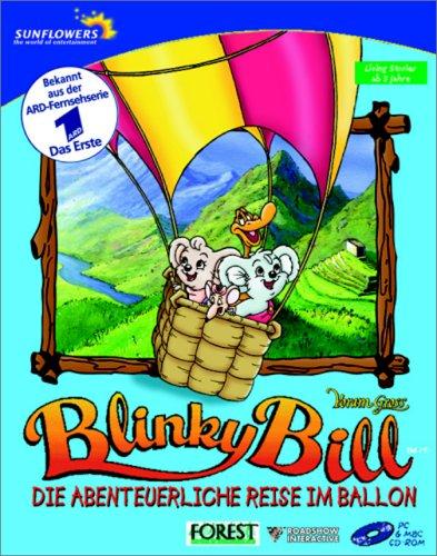 Blinky Bill - Die abenteuerliche Reise im Ballon