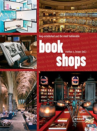 Bookshops: Long-established and the most fashionable. par Markus Braun