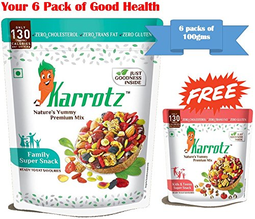 Karrotz – Healthy Nutrition Mix of Top Quality Berries, Dry...