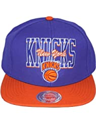 Casquette - Classic Brooklyn Nets And New York Knicks Caps