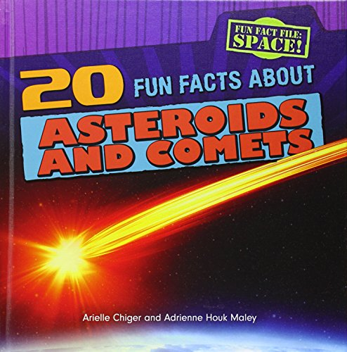 20 Fun Facts About Asteroids and Comets (Fun Fact File)