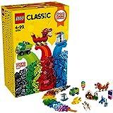 #4: LEGO Classic Creative Box 10704 (900 Pieces)