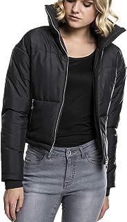Urban Classics Ladies Hooded Oversized Puffer Jacket: Amazon
