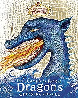 How To Train Your Dragon: Incomplete Book of Dragons by [Cowell, Cressida]