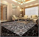 3D Boden wandbild Marmor Foto 3D Bodenfliesen Malerei Wohnzimmer Badezimmer Wasserdichte PVC Kleber Vinyl Bodenbelag Tapete Anti Verschleiß Boden Wandbildboden wandaufkleber