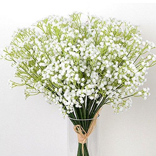 flores-artificiales-blanco-gypsophila-casa-fiesta-boda-decoracion-flores