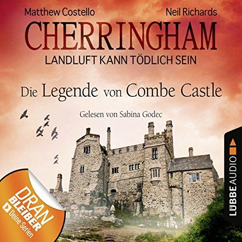 Buchseite und Rezensionen zu 'Die Legende von Combe Castle' von Neil Richards