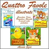 Quattro favole illustrate