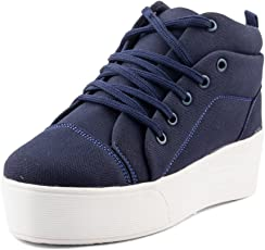 Tashi Women's Canvas Heel Sneakers