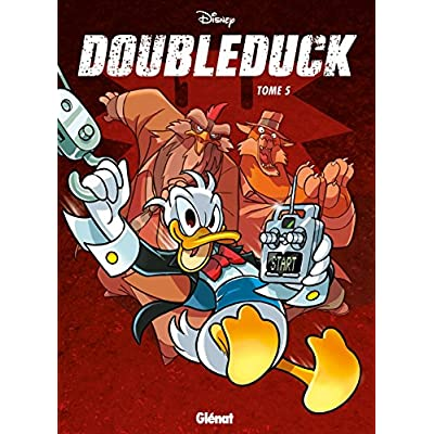 Donald - DoubleDuck - Tome 05