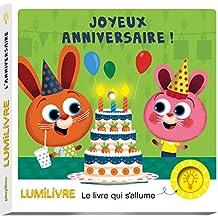 Lumilivre - Joyeux anniversaire