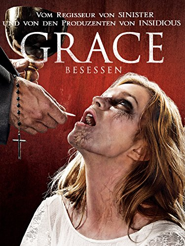 Grace: Besessen Cover