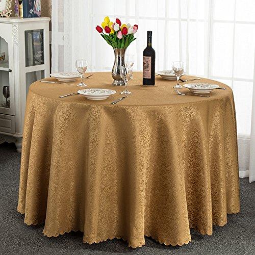das hotel restaurant floralen tapeten tabelle restaurant tabelle tabelle stoff - tuch stoff - tuch rechteckige rundschreiben 120 * mit,Optische koffein,Rund 180 cm