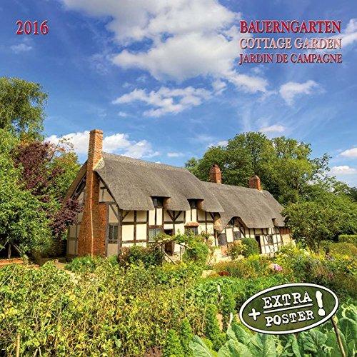 Bauerngarten 2016: Kalender 2016