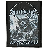 EQUILIBRIUM - Patch Aufnäher - Apokalypse 8x10cm
