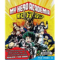 My Hero Academia - Season 01 Eps. 01-13