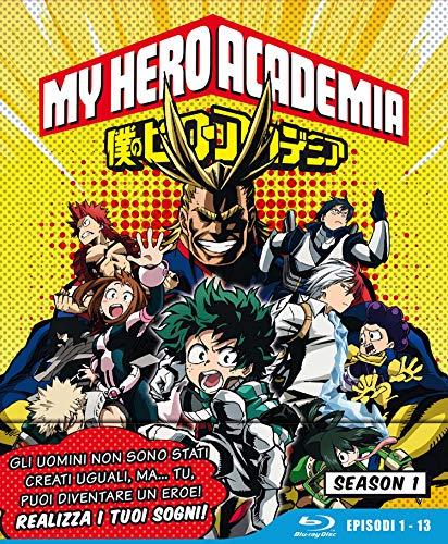 My Hero Academia Stagione 01