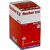 Fischer DUOTEC kieppluggen, hangkasten UVM. in gipsplaten en gipsvezelplaten