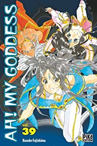 Ah ! My Goddess Edition simple Tome 39