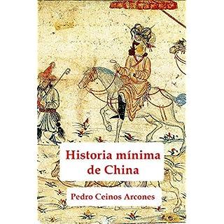 Historia minima de China (Spanish Edition)