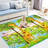 Baby Play Mat child activity foam floor soft kid eductaional toy gift gym crawl - 200 x 180cm