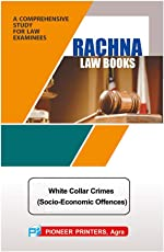White Collar Crimes Socio-Economic Offences