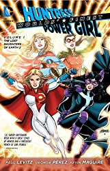 Worlds' Finest, Vol. 1: The Lost Daughters of Earth 2 (The New 52) by Paul Levitz (2013-04-16)