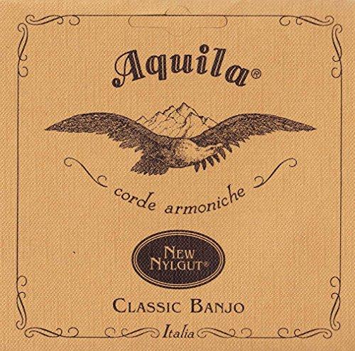 Aquila Light 6B New Nylgut Banjo 5-String Set (DBGDG-Tuning)
