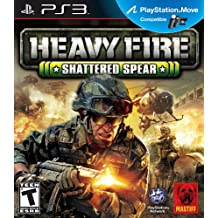 Heavy Fire : Shattered Spear [import anglais]
