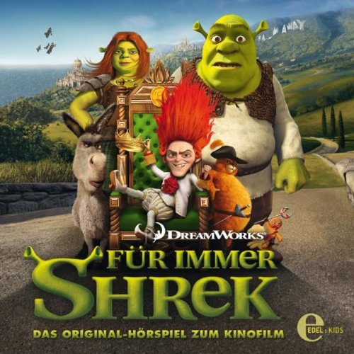 Shrek - Titel 3