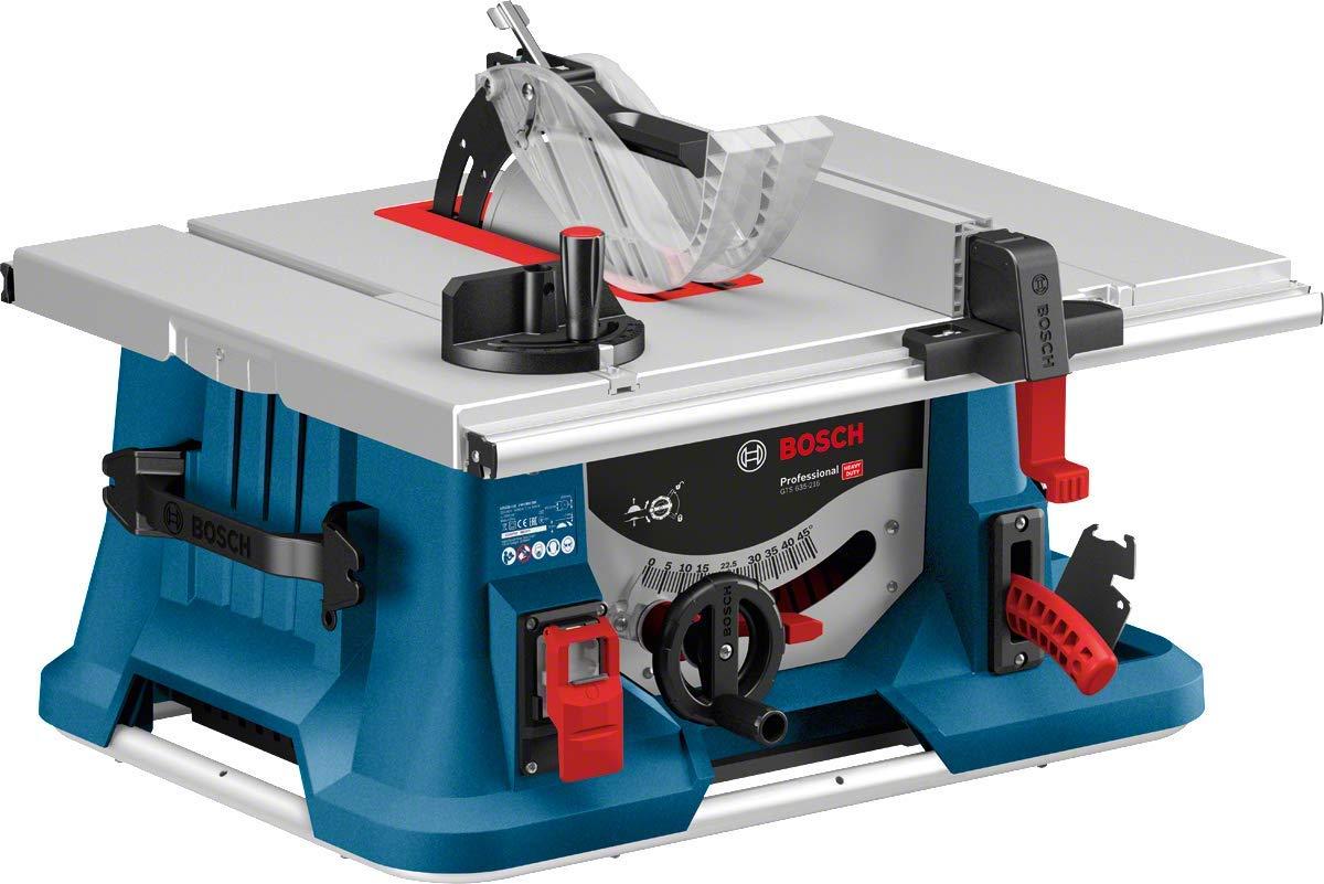 Bosch Professional GTS 635-216 Tischkreissäge (Sägeblatt 216 mm)