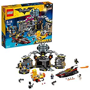 Lego Batman Movie - Le cambriolage de la Batcave - 70909 - Jeu de Construction