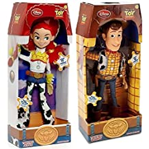 Disney Store Exclusive Toy Story 3 Talking Woody and Jessie Dolls 16 by  Disney 6e32706d4b0