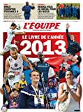 LIVRE DE L'ANNEE 2013